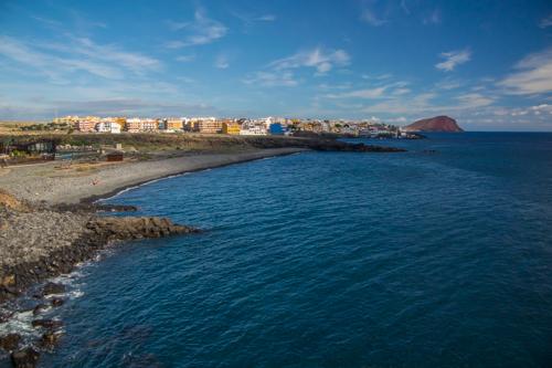 Strand vid Los Abrigos