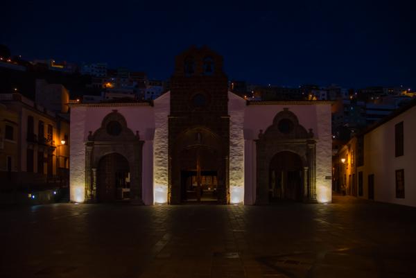 Jul i San Sebastian de La Gomera
