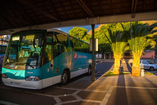 Dags att ta bussen hem