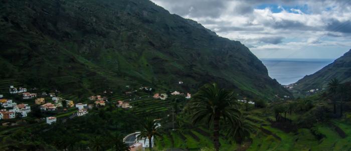 ...till Valle Gran Rey