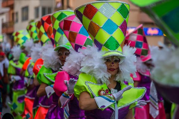Karneval är igång