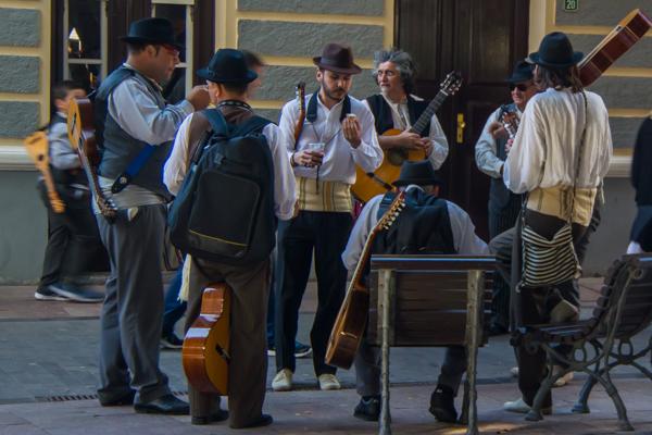 Musiker överallt