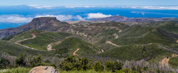 _..El Hierro gömmer sig i molnen...