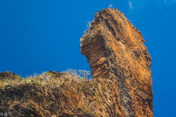 Vulkaniska klippor