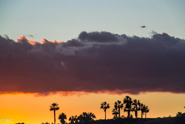 Flygplan på ingång