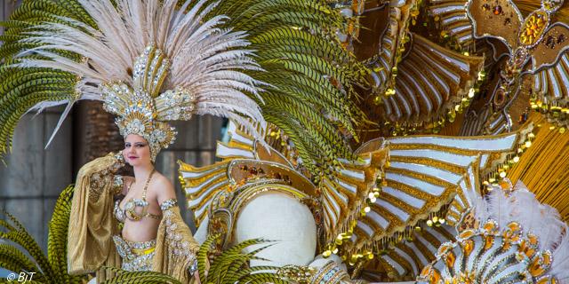 Årets karnevalsdrottning