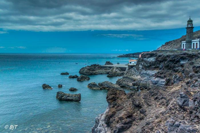 Sydspetsen på La Palma