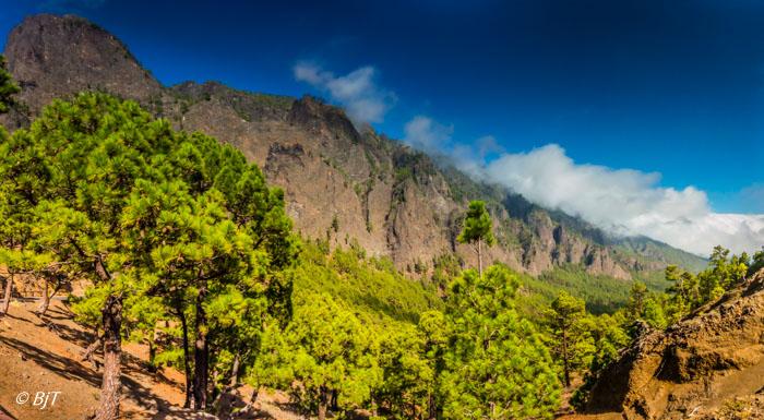 Utsikt från La Cumbrecita