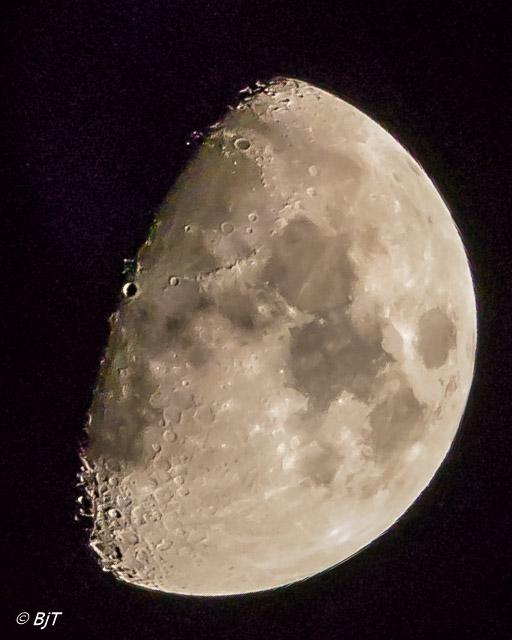Månen vakar över kulturnatta