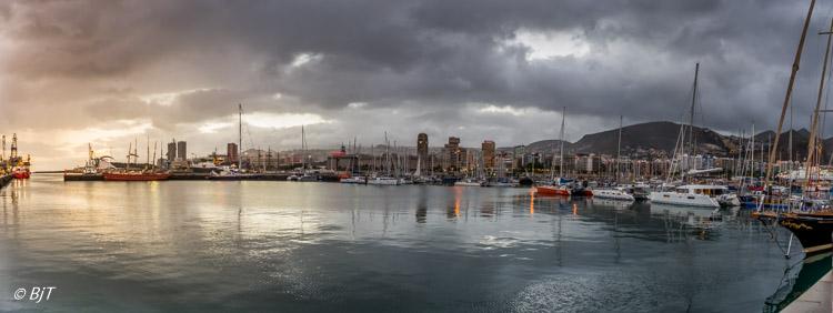 Marinan - en knytpunkt för alla sorters seglare