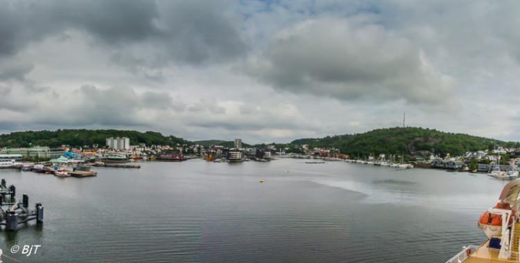 Lämnar Sandefjord