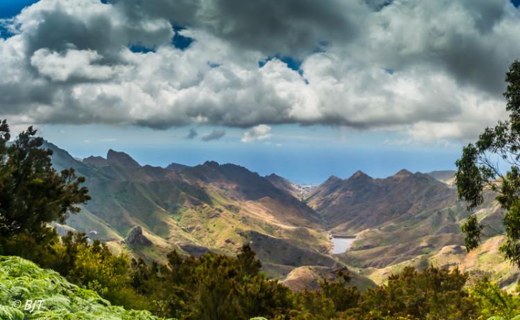 Utsikt från Cruz del Carmen