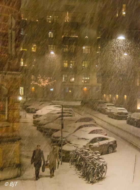 Vinter i Göteborg