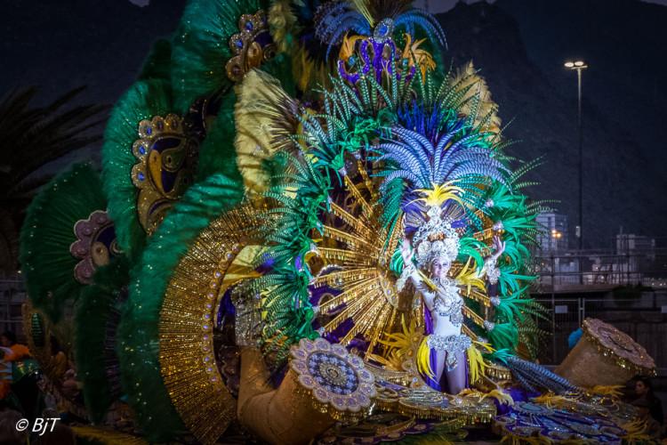 Årets karnevaldrottning