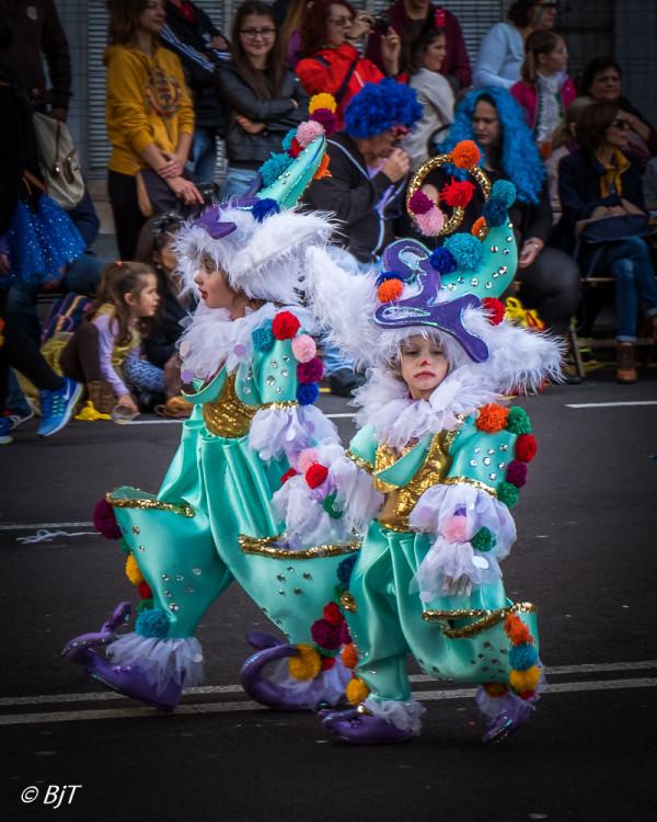 Karneval i Santa Cruz