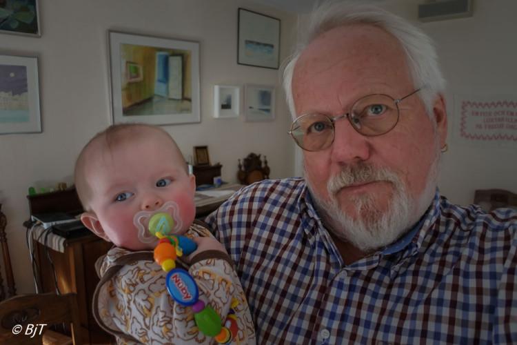 Ronja och farfar