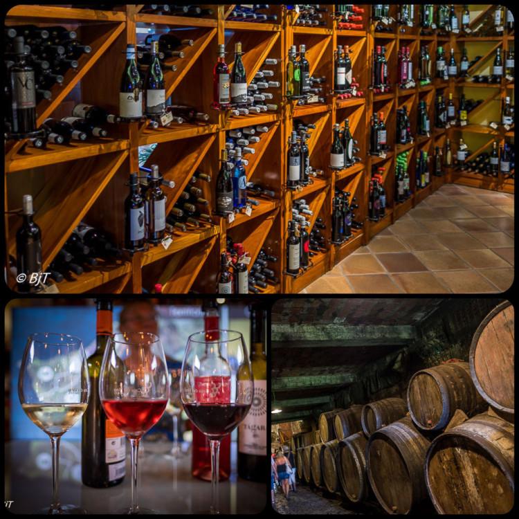 Casa de vino...