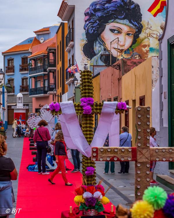 Dia de Cruz i Puerto de la Cruz