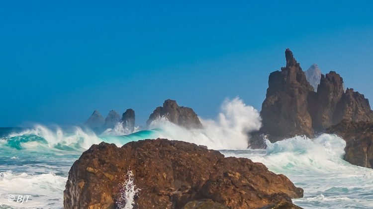 Mäktigt hav